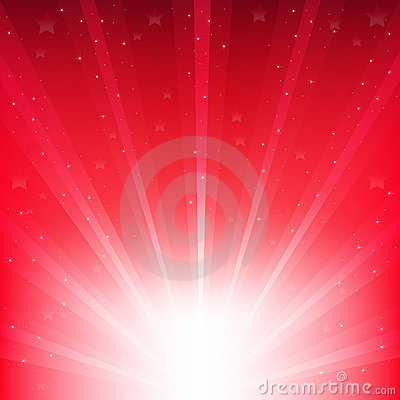 Free Abstract Red Vector Background. Vector Royalty Free Stock Photo - 15230205