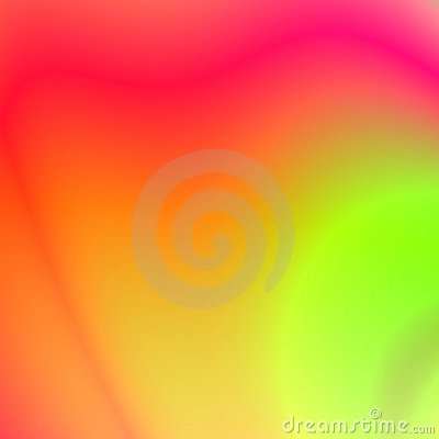 Abstract Red, Yellow and Orange Background