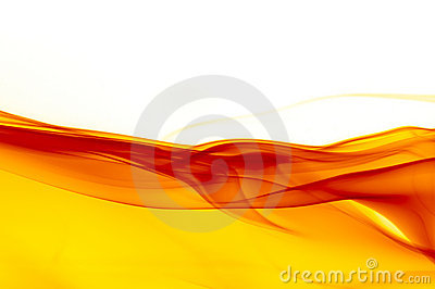 Abstract red, yellow and white background