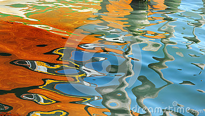Abstract reflections