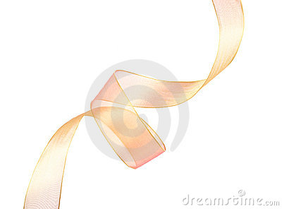 Abstract ribbon curve