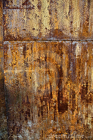Abstract rust texture grunge background.