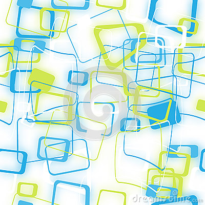 Free Abstract Seamless Pattern Of Blurred Colored Squares Stock Images - 45713984