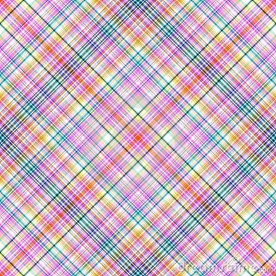 Free Abstract Seamless Rainbow Pattern Stock Photo - 13004310