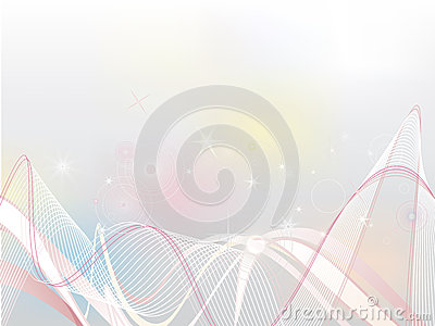 Abstract shine background