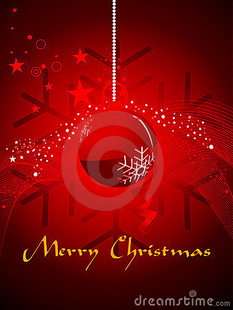 Abstract shiny background for new year / Christmas