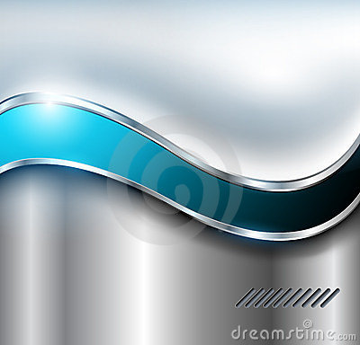 Free Abstract Silver Background Stock Photography - 23839142
