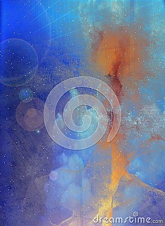 Abstract Sky