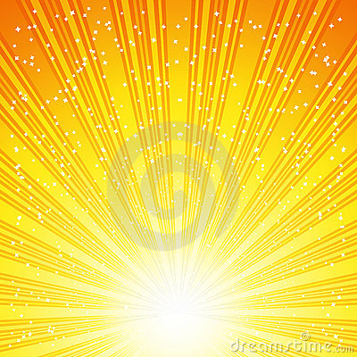 Free Abstract Solar Background Royalty Free Stock Images - 15252119