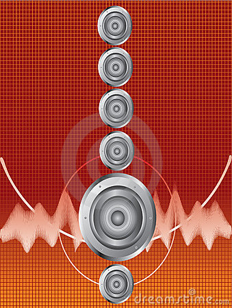 Abstract sound 5.1