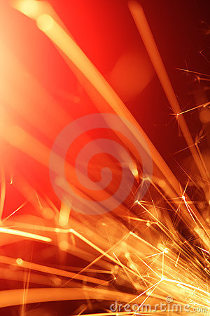 Free Abstract Sparkler Stock Photography - 9917372