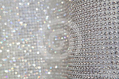Abstract sparkly grey background