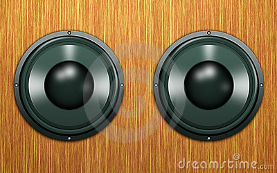 Abstract speakers