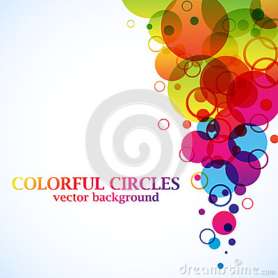 Abstract spectrum circles
