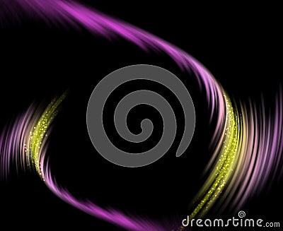 Abstract Spectrum Starwave