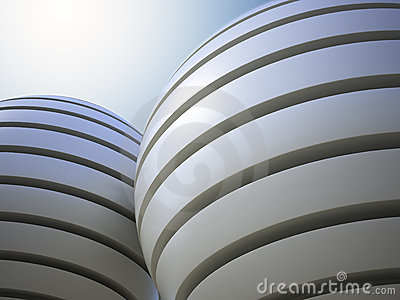 Abstract sphere structures