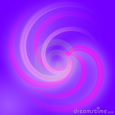 Abstract Spiral light effect background