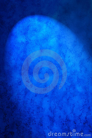 Free Abstract Spotlight Blue Background Stock Image - 10955101