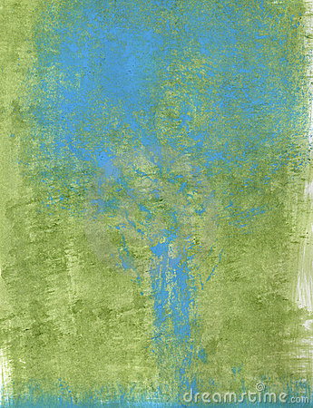 Free Abstract Spring Rain Royalty Free Stock Photo - 7474475