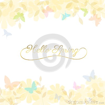 Free Abstract Spring Summer Background In Light Pastel Color With Copy Space, Environmental Theme Stock Photography - 144827192