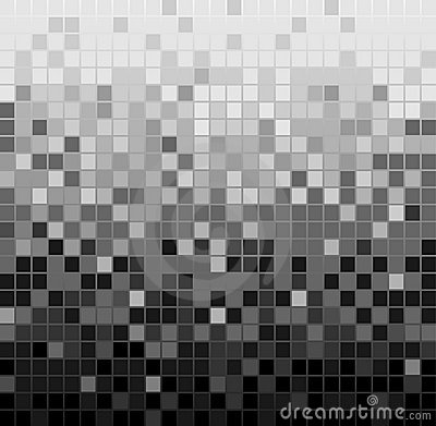 Free Abstract Square Pixel Mosaic Background Royalty Free Stock Photography - 13623147