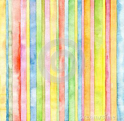 Free Abstract Strip Watercolor Background Stock Photo - 33306140