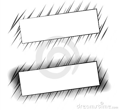 Abstract Striped Web Logo