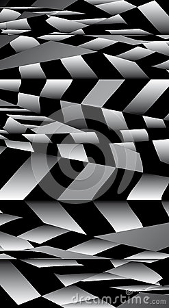 Abstract stripped geometric background vertical