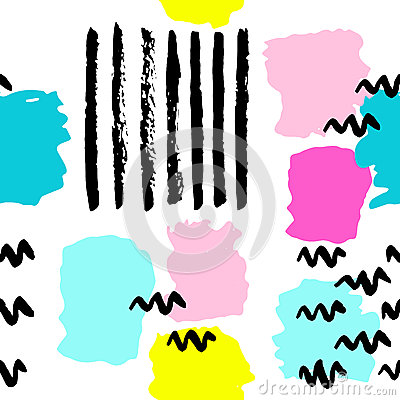 Free Abstract Summer Pattern-01 Stock Photography - 91111022