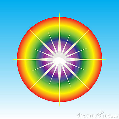 Abstract Sun Symbol Stock Photography - Image: 14800372