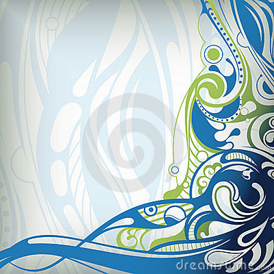 Abstract Surf