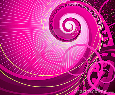 Abstract swirl.