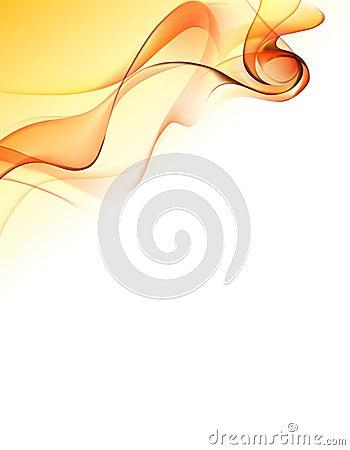 Abstract swirls background.