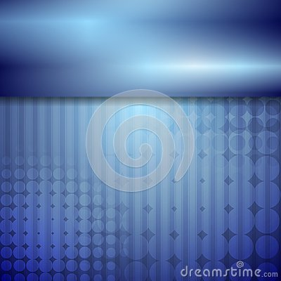 Abstract tech grunge shiny background