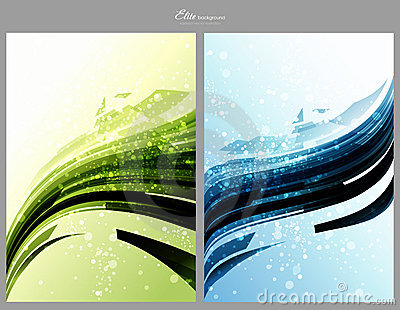 Abstract technology backgrounds templates