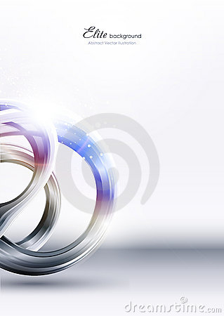 Abstract technology metal background