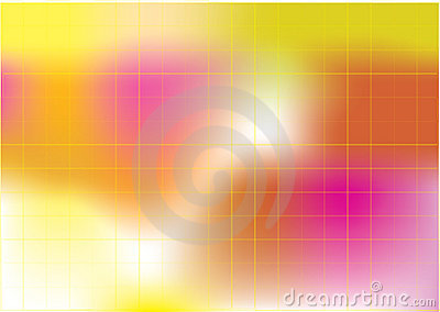 Abstract tender background