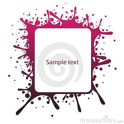 Free Abstract Text Panel Royalty Free Stock Photos - 5649158
