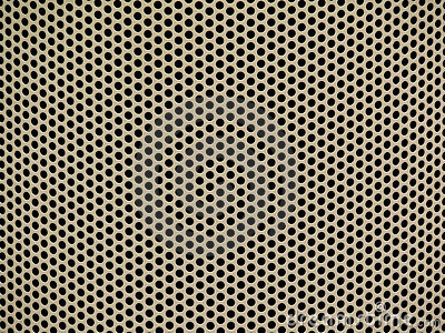 Abstract texture - metal grill