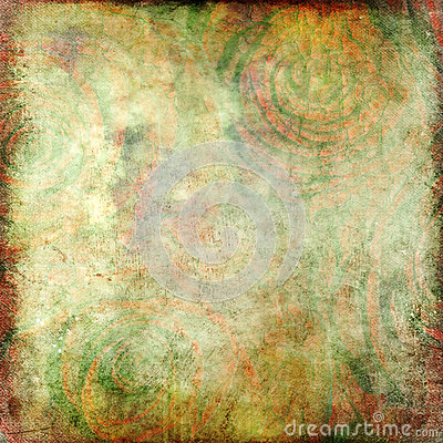 Free Abstract Textured Background With Roses Stock Image - 27223441