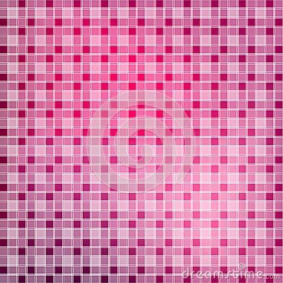 Abstract tile red and pink background