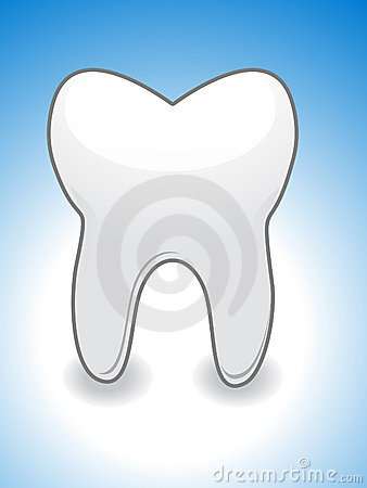 Abstract  tooth icon