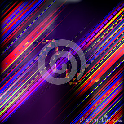 Abstract trendy background with arrows.