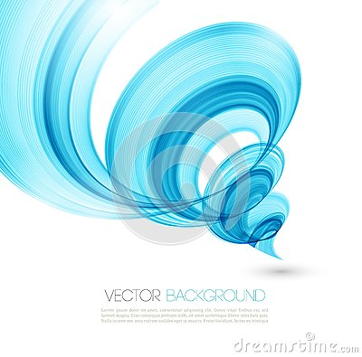 Free Abstract Twist Line  Background. Template Brochure Royalty Free Stock Image - 49458986