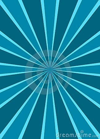 Abstract  vector background with star burst