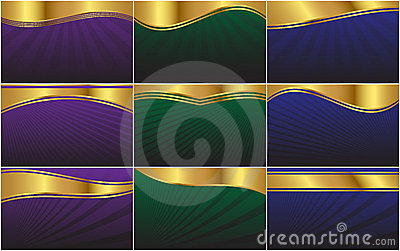 Abstract Vector Web Background Collection