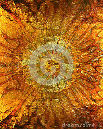 Free Abstract Vibrant Orange Gold Texture, Background Royalty Free Stock Image - 59705206
