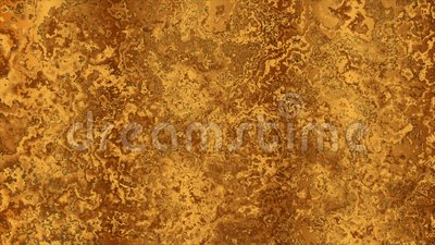 Abstract vloeibaar goud textuur videoanimatie stock video