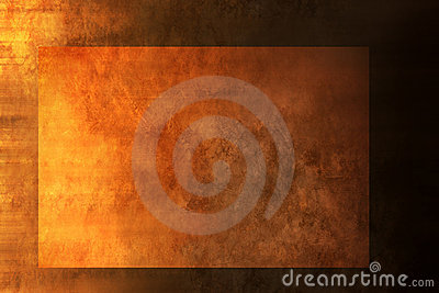 Abstract Warm Gold Background