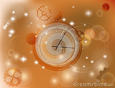 Abstract watch 111